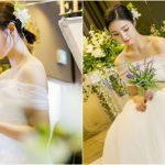 <トレンドブログ>ドラマ「黒騎士」で魅せる女優シン・セギョンの美しすぎるウェディングドレス姿!