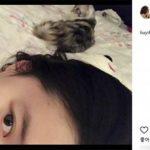<トレンドブログ>俳優ソン・スンホンと破局した中国女優リウ・イーフェイが近況を更新。