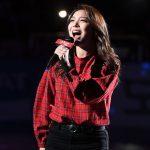 「PHOTO@ウィジョンブ」歌手Ailee、プロバレーボールのオールスター戦で祝賀公演を行う