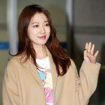 「PHOTO@インチョン」女優パク・シネ、グラビア撮影のために韓国出国