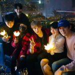 イ・ジョンヒョン×ジェジュン(JYJ)×チャン・グンソクら、「BIGBANG」コンサートを観覧
