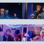 """「プロデュース101」出身MXM、新曲「ダイヤモンドガール」MV予告映像公開""""ファンタジーな世界"""""""