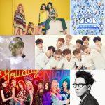 「Wanna One」「音楽配信チャートの改編」「解散・脱退」…2017年、激動のK-POP界を総まとめ