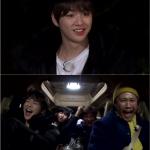 Wanna One&ユン・ジョンス&ユク・チュンワン、ドキドキしながら廃校へ