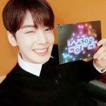 「ASTRO」チャ・ウヌ、「ショー! K-POPの中心」MCを卒業「生きる原動力になった」