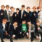 日本デビューが決定した韓国発の13人組ボーイズグループ・SEVENTEEN  「AbemaTV」にて3月限定レギュラー番組開始を生発表!初回は3月10日(土)夜9時放送