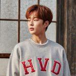 「プロデュース101」出身ユ・ソンホ、今度は衣類ブランドのモデルに抜擢!