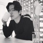 俳優ナムグン・ミン、日常もコーヒーのCMのようなビジュアル