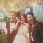 """SOL(BIGBANG)の兄""ドン・ヒョンベ、弟夫妻の結婚を祝福…「花道だけを歩こう。幸せだ」"