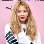 「PHOTO@ソウル」ヒョナ、スポーツブランド「PUMA」のイベントに出席