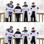 イ・スンギ、イ・サンユン、ヤン・セヒョン、BTOBソンジェ、「チプサブイルチェ」ファミリーが「2018平昌(ピョンチャン)オリンピック」を応援