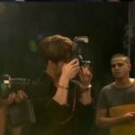 「JYJ」ジェジュン、ファッションショーにフォトグラファーとして出席