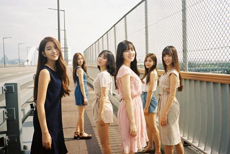 「GFRIEND」、5月にキングレコードから日本デビュー