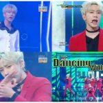 U-KISSジュン、ユニットBで「ミュージックバンク」に出演…輝く魅力をアピール