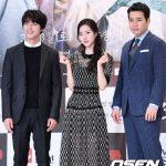 「PHOTO@ソウル」チュ・サンウク&ユン・シユン主演ドラマ「大君-愛を描く」、製作発表会開催