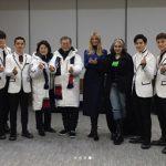 イバンカ米大統領補佐官、「EXO」との記念写真公開!平昌五輪閉会式に出席