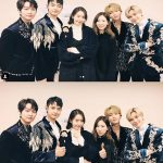 「少女時代」テヨン&ユナ、仲間「SHINee」のコンサートを応援