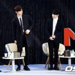 「イベントレポ」Wanna One、フォーラムでも輝くビジュアル…ブラックスーツでジェントルな魅力をアピール