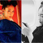 """<トレンドブログ>「少女時代」テヨンが先輩歌手BoAを応援!""""ミッキーマウスみたいです"""""""