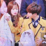 <トレンドブログ>「On my girl」アリンと「ONF」ラウン、ソウル公演芸術高校卒業式で仲良しな2人をキャッチ!