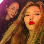 <トレンドブログ>「Wonder Girls」の友情・・・イェウン&ヒョナは、一緒にデビューし11周年♪