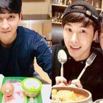 <トレンドブログ>俳優ソン・ホジュンが「東方神起」ユンホのために手料理をふるまう♪