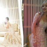 <トレンドブログ>ソユ×ハニが美しすぎるウェディングドレス姿で友情スナップを撮影する♪