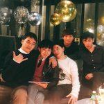 <トレンドブログ>入隊を前に、BIGBANG全員集合!