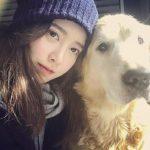 <トレンドブログ>ク・ヘソン、愛犬カムジャとの近況を公開!相変わらずな美貌♪