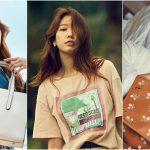 <トレンドブログ>女優パク・シネが、ひと足お先に魅せるサマーファッション♪