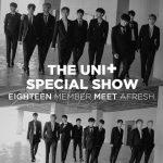「THE UNIT」、きょうスペシャル放送…ユニットBのポスター公開