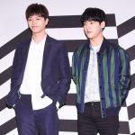 「PHOTO@ソウル」BTOBソンジェ&ミンヒョクら、スニーカーブランドの発売記念ローンチイベントに出席