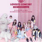 """K-POP界を代表するラブリーなガールズグループ """"Lovelyz"""" 2月「LOVELYZ 2018 CONCERT [冬の国のLOVELYZ 2] in JAPAN」開催決定!!"""