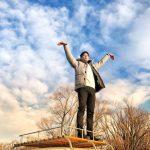 """パク・ボゴムらしい新年の挨拶…""""夢を抱いて飛翔する一年になりますように"""""""