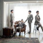 フォルテ・ディ・クアトロ、日本のテレビ初出演が決定。3月2日のNHK総合「あさイチ」に生出演&生歌唱