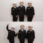 俳優ソン・イルグク、ホワイトデーのプレゼントに三つ子の近況公開