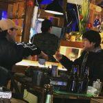 """<トレンドブログ>""""貝蒸し""""料理店でキャッチされちゃった「BTOB」ウングァン&「防弾少年団」JIN!"""