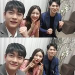 CNBLUEジョンヒョン、キム・ソウン、カン・テオ、ドラマ「その男、オス」初放送視聴のお願い映像公開