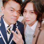 "SJキム・ヒチョル、パク・ジニョンと会う  ""私の心の中の企画事務所"""