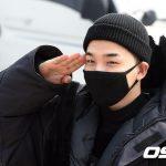 """「PHOTO@鉄原」BIGBANG SOL、今日(12日)入隊…""""元気で行ってきます"""""""