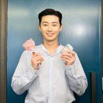 俳優パク・ソジュン、ホワイトデーにキャンディより甘い魅力をプレゼント
