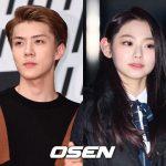 「EXO」SEHUN&「gugudan」ミナ、ウェブムービーで共演へ