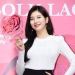 「PHOTO@ソウル」missA出身スジ、コスメブランドのフォトコールイベントに出席