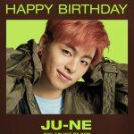 YGがiKONク・ジュンフェの誕生日を祝う