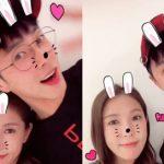 歌手BoA、「東方神起」ユンホとの愉快なツーショット写真を公開