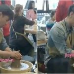 <トレンドブログ>「BIGBANG」T.O.Pが龍山工芸館で陶芸に挑戦!?社会服務要員としての近況がキャッチされる!