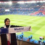 <トレンドブログ>「少女時代」ユナがサッカー観戦♪元気いっぱいの近況を伝える!