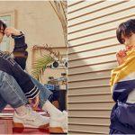 <トレンドブログ>「SHINee」テミン×「Reebok CLASSIC」90年代風レトロファッションに注目!