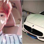 <トレンドブログ>「SUPER JUNIOR」イトゥクが高級外車をプレゼントに貰う!?
