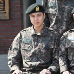 <トレンドブログ>俳優イ・ミンホ、陸軍訓練所での団体写真が公開される!